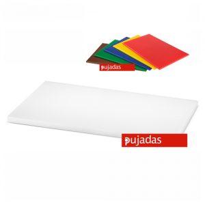 Műanyag vágólap szilikon talpakkal, méret: 40x30x2 cm, piros - 5 605 Ft (bruttó)